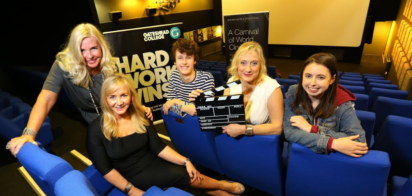 Gateshead College supports international film extravaganza