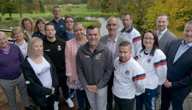 World Transplant Games delegation in the North East as preparations continue for 2019