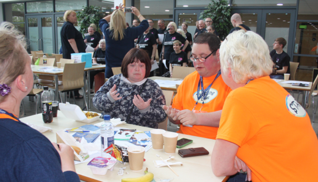 Free information event for people with learning disabilities