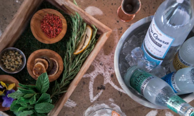 The Laundrette Celebrates National Gin & Tonic Day by Launching its very own Gin