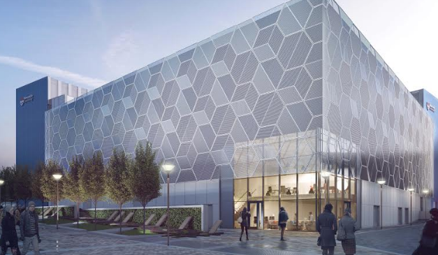 Construction underway on new Learning and Teaching Centre at Newcastle Science Central