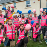 David Wilson Homes 'Wears It Pink' in support of Breast Cancer Awareness Month