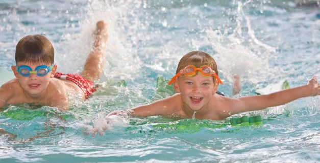 Try out swimming sessions this half-term