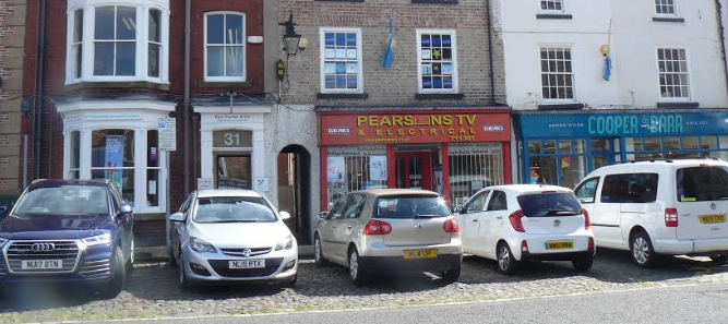 """""""Rare"""" Retail Unit Comes to Market in Stokesley"""