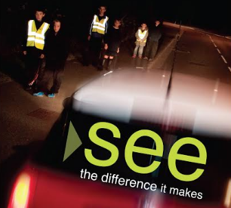 Make sure you can see and be seen on winter roads
