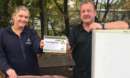 Housing group joins fight against fly-tippers