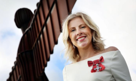 Kate Wickham Awarded MBE for Services to Export and Outward Investment