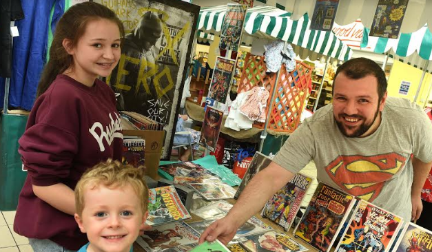 Something for Everyone at Middlesbrough's First Youth Market