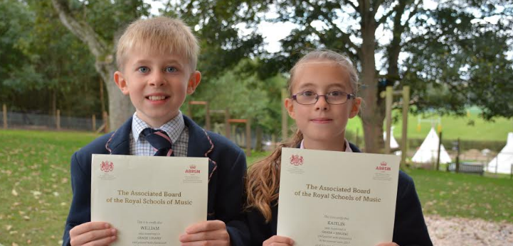 Music Success for Twins