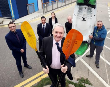 Top honour for Seaham's water sports centre