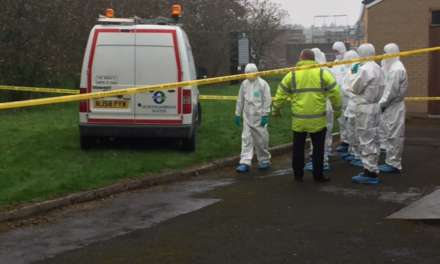 CSI Tudhoe: Dial STEM for Murder at Sewage Treatment Site