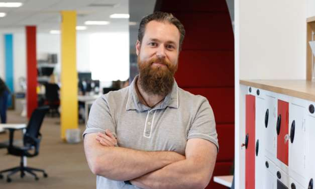 Visualsoft names Neil Innes as permanent CTO