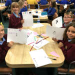 Schoolchildren quiz councillors at Local Democracy Week