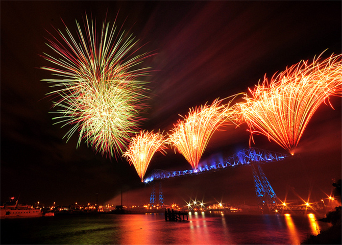 Charity Fireworks Display set to be even Bigger