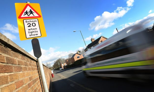 Slow to 20 for Safer Streets