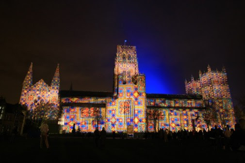 Extra evening buses for Lumiere in Durham – 16-19 November