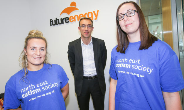North East Autism Society to benefit from Future Energy Community Programme