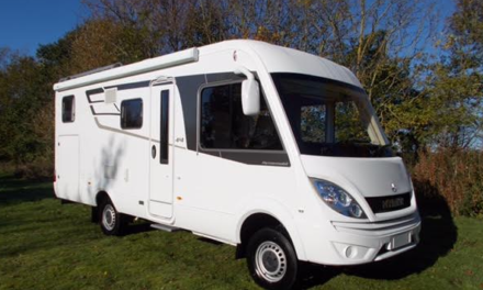 Kimberley Caravans & Motorhomes show off Rare 4X4 for going Wild this Winter