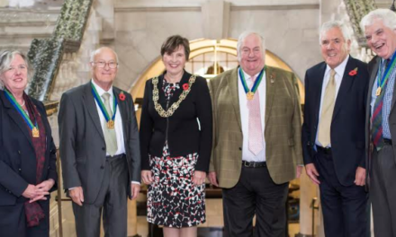 New Honorary Aldermen for North Yorkshire