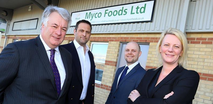 NPIF invests £250k in Tees Valley food manufacturer