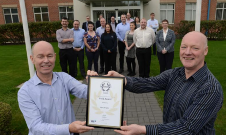 Port of Tyne Picks up a Prestigious RoSPA Award for the Fourth Year in Succession