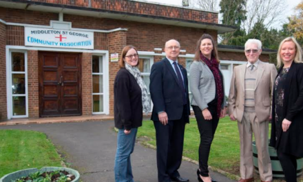 Community centre to commence refurbishment works thanks to support from Story Homes