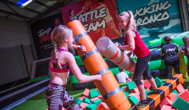 North East Trampoline Park Launches Instagram Butler Service