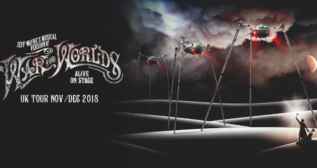 Jeff Wayne's Musical Version of the War of the Worlds – Alive on Stage Returns