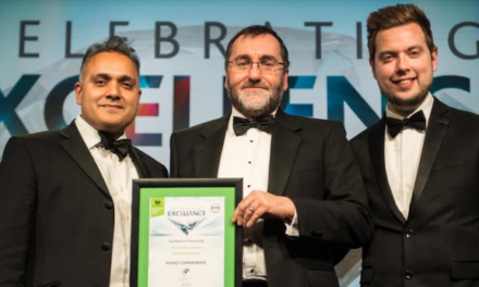 Ward Hadaway 'Highly Commended' at top industry awards