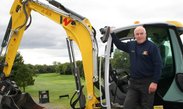 Ramside Estates Ltd unveils £200,000 golf course renovation program
