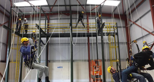 Huge Interest in Rope Access Training Course