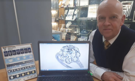 Redcar Jewellers offers Teesside lovebirds the chance to copy Royal style