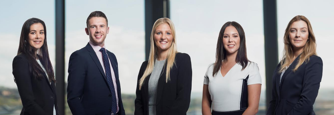 Graduate trainees launch their careers at Watson Burton