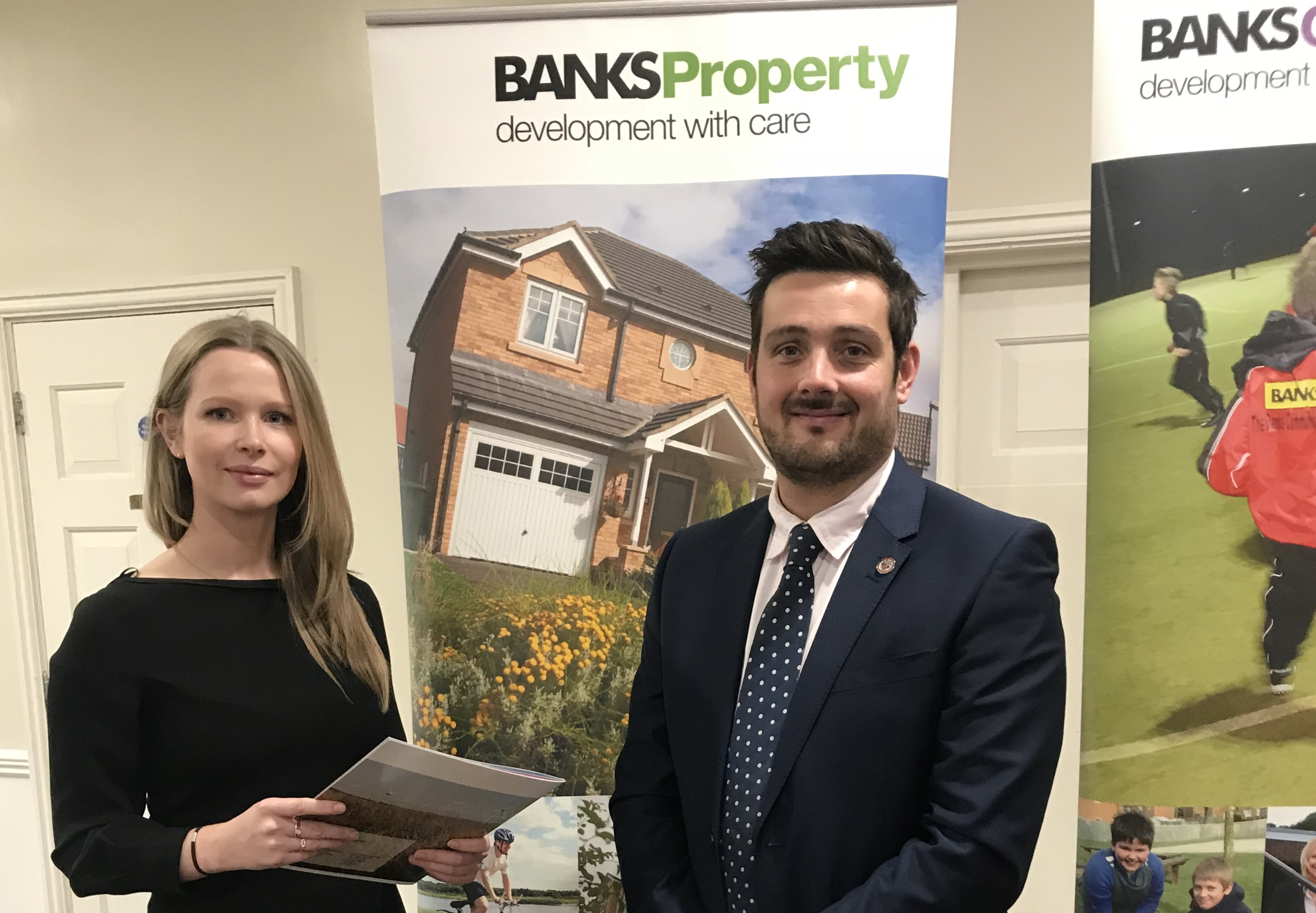 Banks Group Reveals Plans for Second Hurworth Residential Development