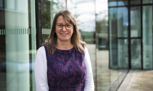 Local social worker nominated for national award