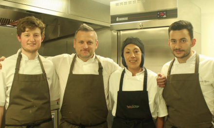 Rockliffe Hall supports National School Meals Week