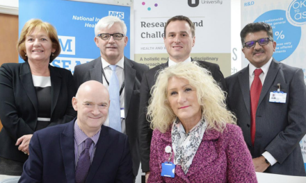 New partnership to boost healthcare education and research