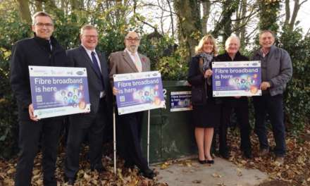 Superfast broadband boost for Whorlton