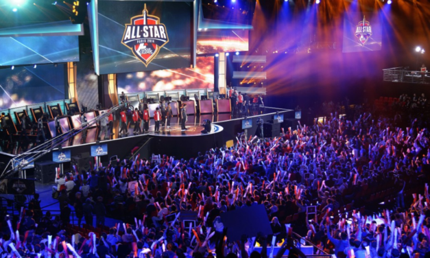 The Rise & Rise of eSports