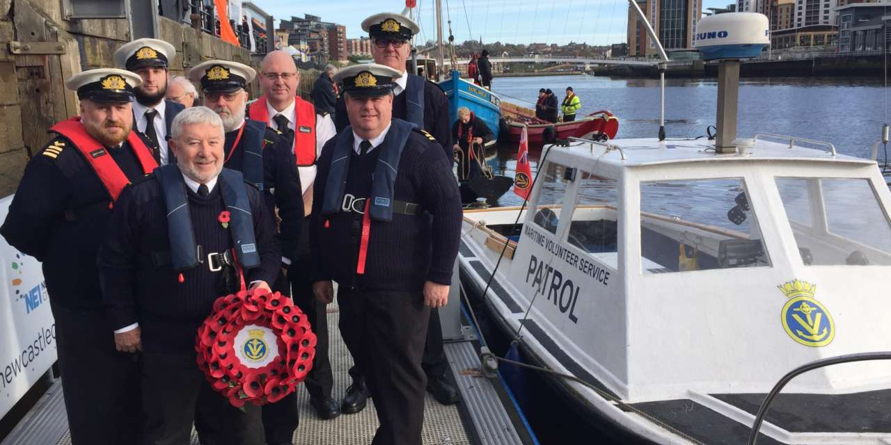 Boats to pay tribute on Remembrance Sunday