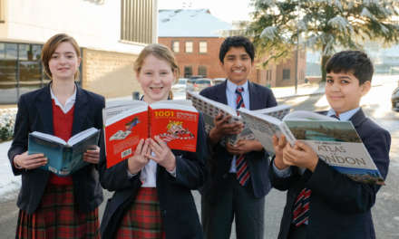 Yarm School students prove themselves in national literacy competition
