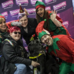 Tyne and Wear Metro and Smooth Radio spreading festive cheer to commuters