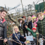 Success for primary schools in gardening challenge