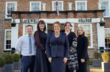 Multi-million pound investment begins to restore Darlington hotel to former glory