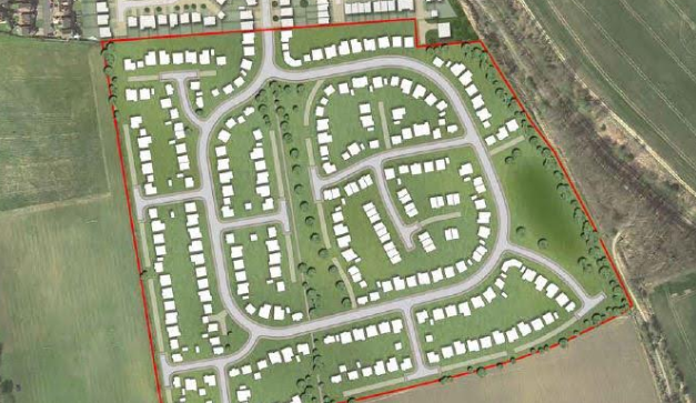 Wingate set to get 250 new homes