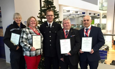 Lifesavers honoured with top awards