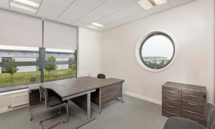 Refurbed office suites launched at Wynyard Bus Park