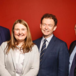 New team at the top as Teesside legal firm celebrates its most successful year to date