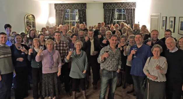 Sedgefield thanks its army of volunteers at celebration event