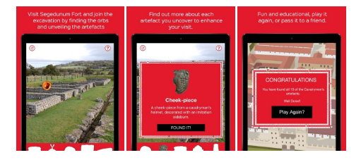 Tyne & Wear Archives & Museums launches Virtual Treasure Hunt App